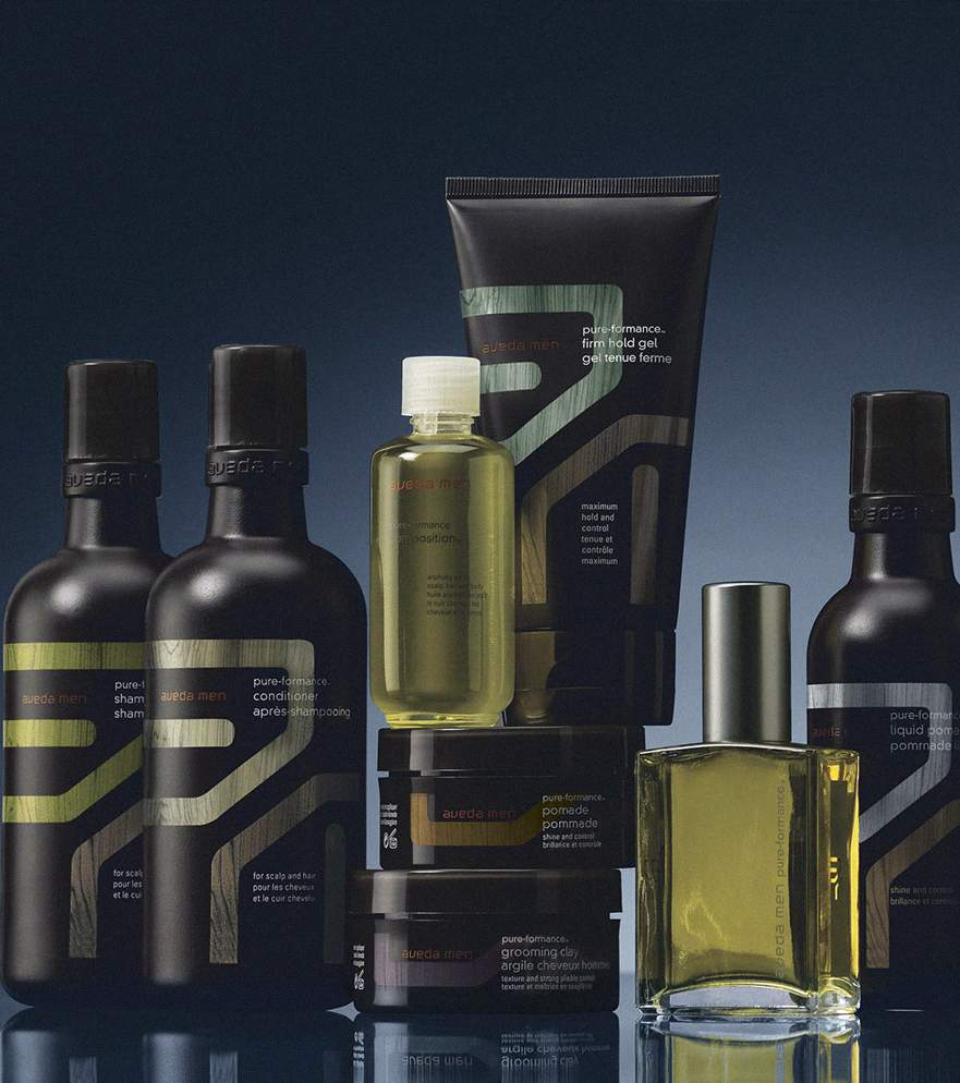 barbers southwark - cutters yard aveda mens hair products