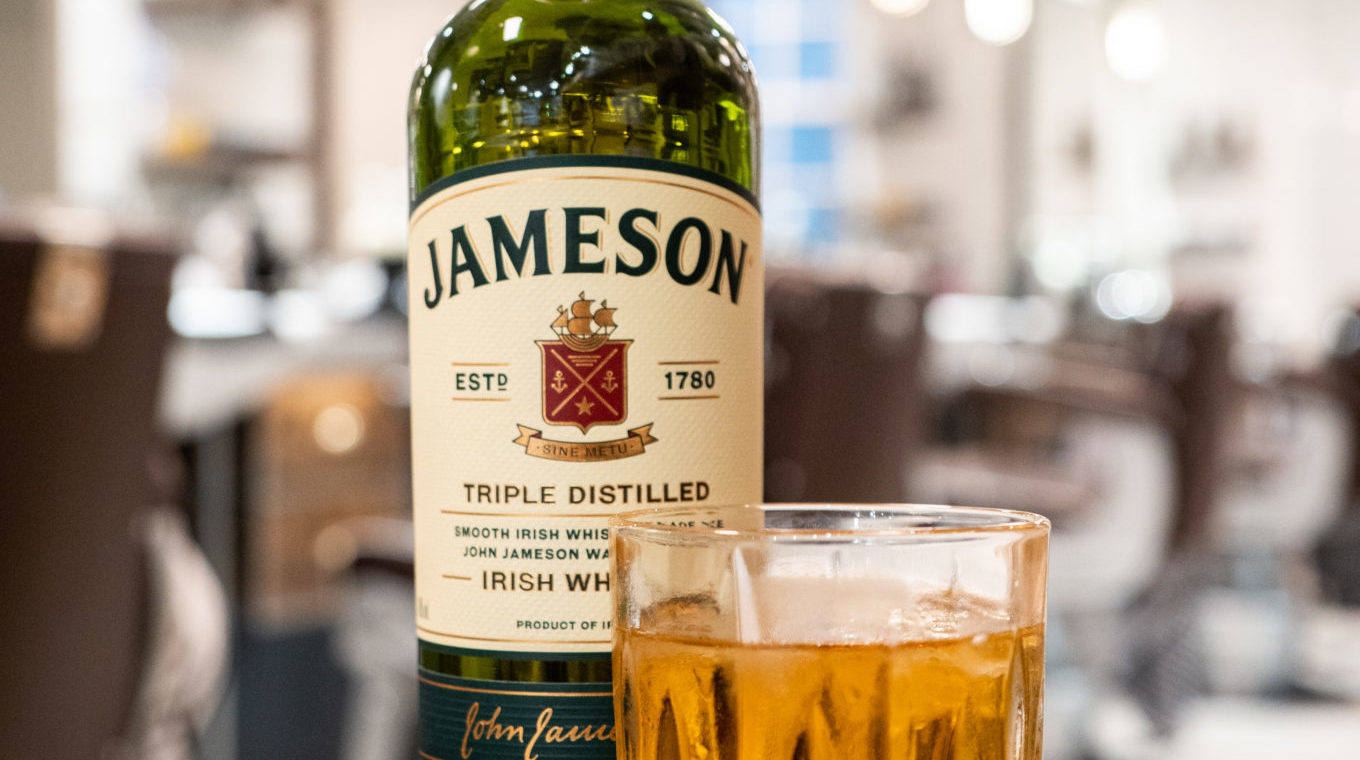 Jameson Whiskey Tasting